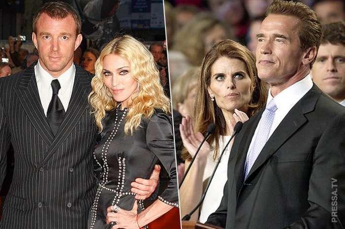 """Известные актеры, заплатившие большие """"отступные"""" при разводе"""
