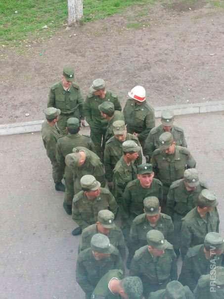 """Армейские """"залеты"""""""