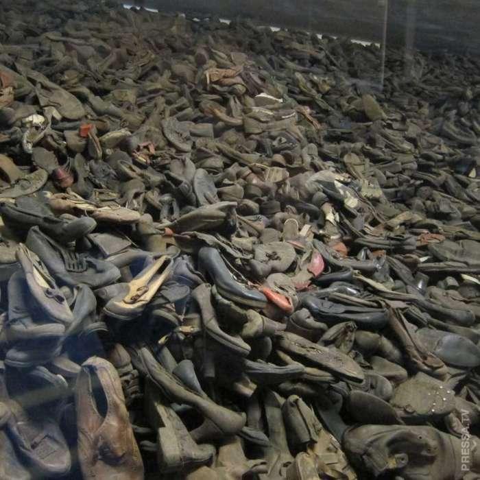 Психология человека в фашистских фабриках смерти