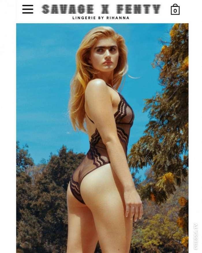 Модель София Хаджипантели шокировала сеть своими бровами