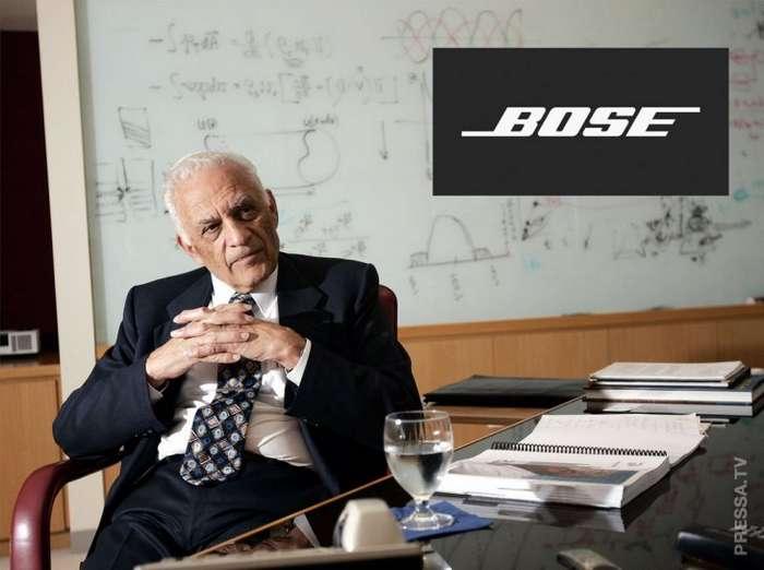 Amar Bose - человек, создавший лучшую подвеску для автомобиля