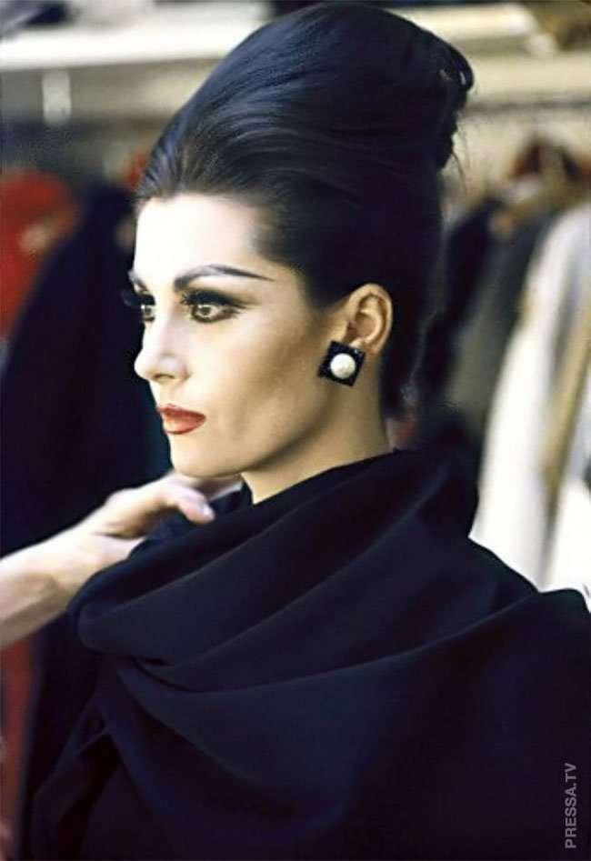 Великолепные фотографии классических красоток 60-х годов, сделанные Джерри Шацбером