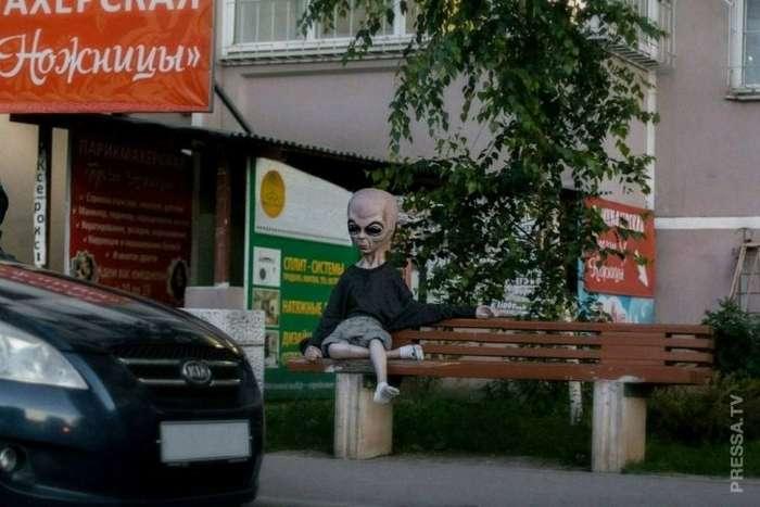 Атмосферные фотографии из Российской глубинки