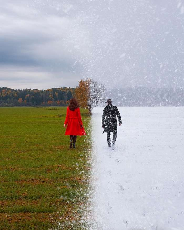 Параллельные миры цифрового художника, вкоторых реальность превращается всказку
