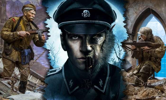 Штурм Кёнигсберга: последний оплот -Вервольфа-