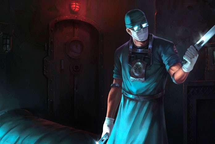 Третья рука хирурга