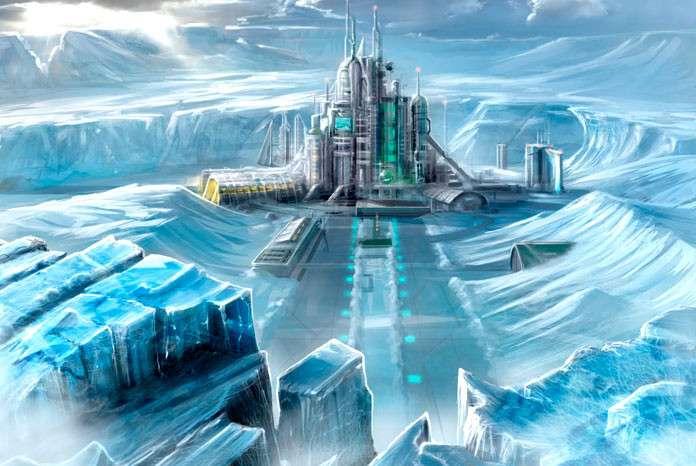 -Код Антарктиды-