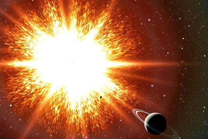 Супервспышки погубят Землю?