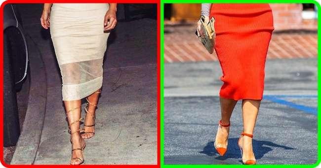 Как подобрать обувь кплатью, чтобы выглядеть несмешно, астильно