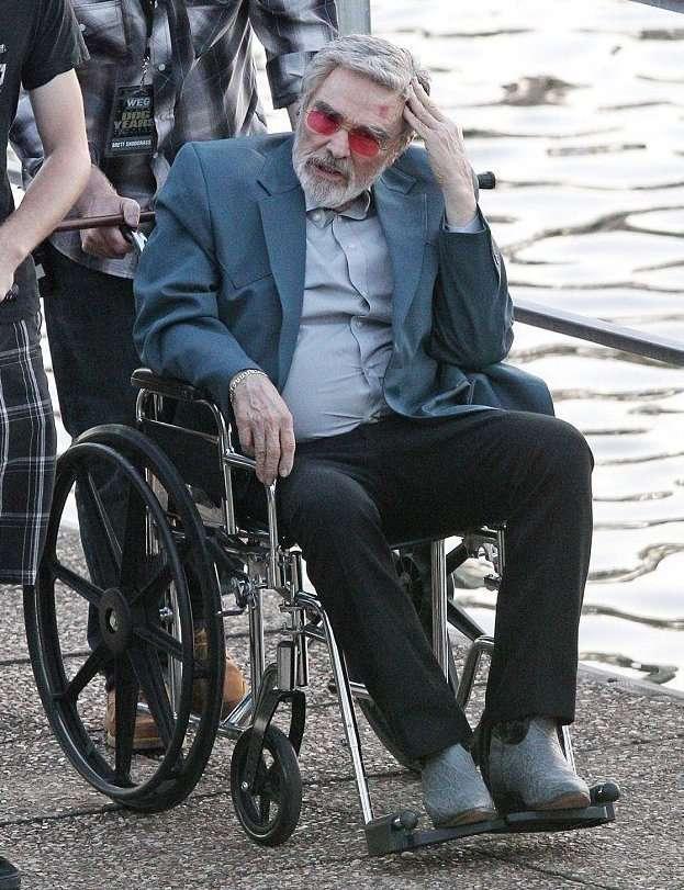Берт Рейнольдс - -свой парень- в Голливуде-12 фото-