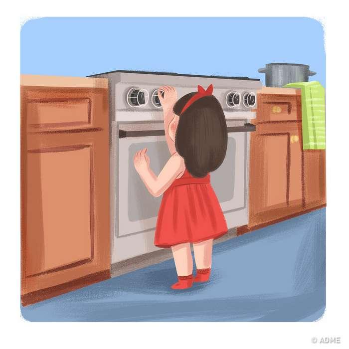14привычных вещей вдоме, которые могут навредить вашему ребенку. Ополовине мыдаже незадумывались