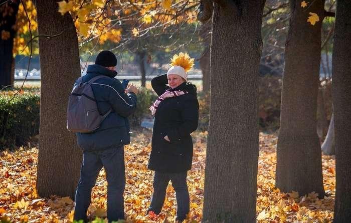 Осень - самое время для-18 фото + 9 гиф-