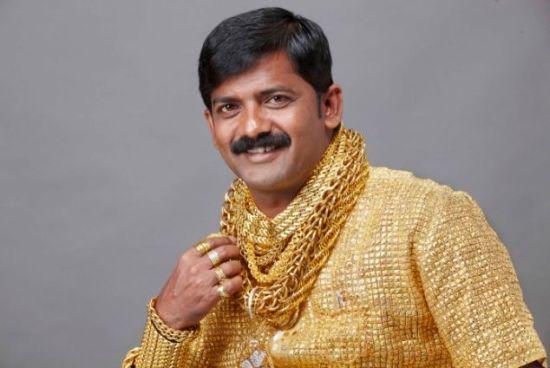 Почему мужчинам вредно носить золото