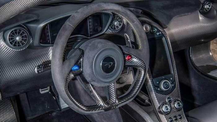 McLaren P1 на продажу: чемпион Формулы-1 продает свой гиперкар-11 фото-