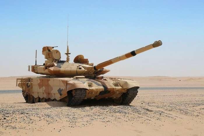 Танк Т-90 снаружи и внутри-23 фото-