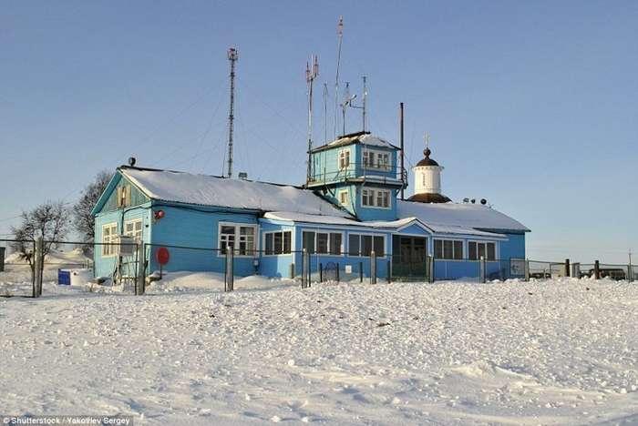 Путешествие во времени: деревянные аэровокзалы России-8 фото-