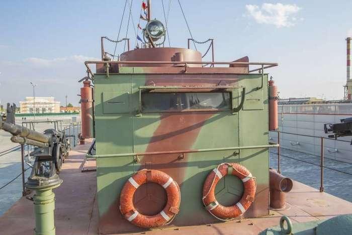 Морской бронекатер проекта 161 тип -МБК--43 фото-