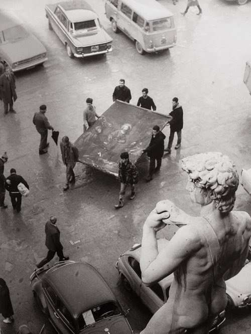 Интересные архивные фотографии из прошлого-30 фото-