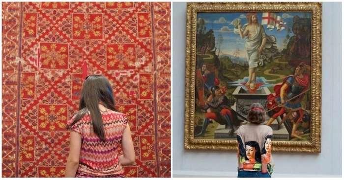 Фотограф провел в музеях целую вечность, чтобы сделать эти снимки-28 фото-