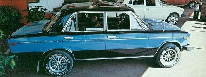 Как автомобили Lada завоевывали рынок Канады-9 фото-