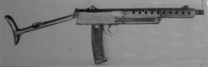 Советские -Узи-: малоизвестные образцы Великой Отечественной-6 фото-