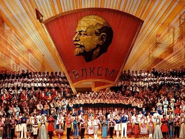 Как в СССР закончился комсомол-6 фото-