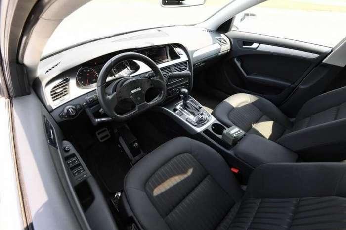 Худей пока за рулем: необычный Audi с педальным приводом-5 фото + 1 видео-