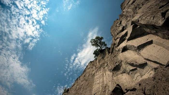 Мужчина отдал жизнь ради спасения внука при падении со скалы-1 фото-