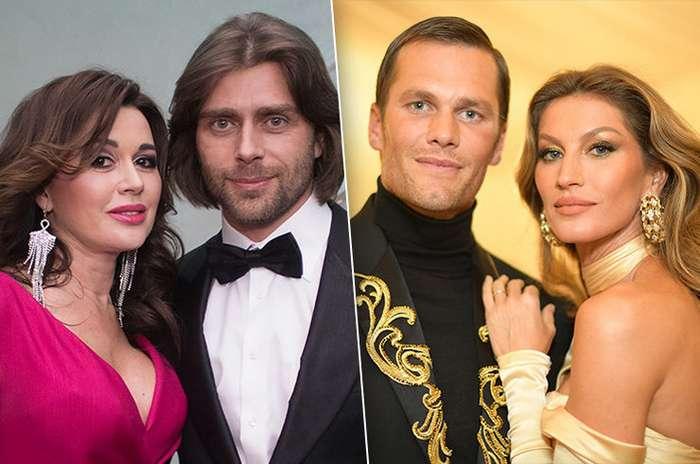 Пары знаменитостей, похожие друг на друга
