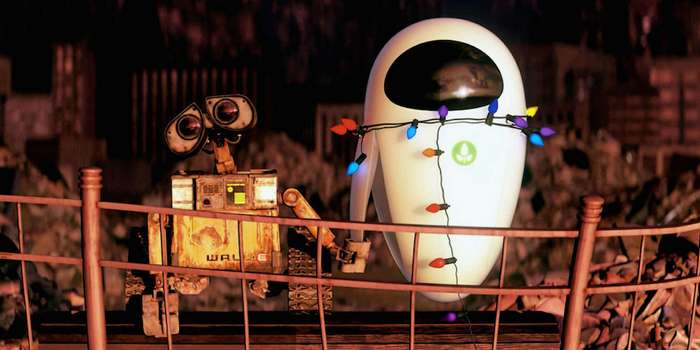 Как создавался мультфильм «ВАЛЛ-И»
