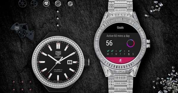 Создали самые дорогие смарт-часы в мире