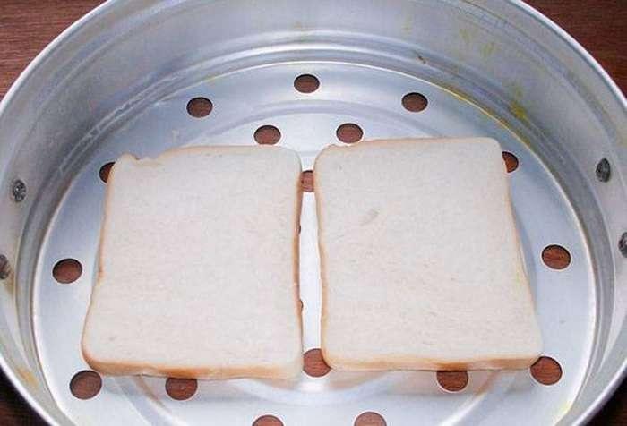 Как размягчить зачерствевший хлеб