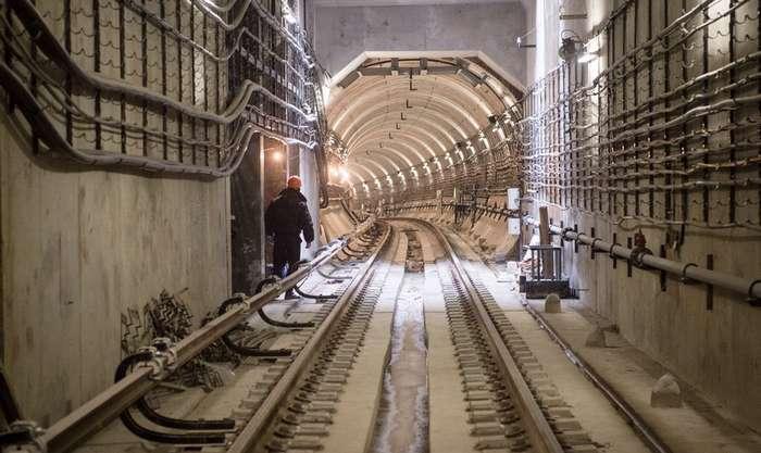 Как делают роют тоннели для метро