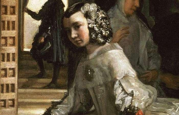 Любопытное о картине Диего Веласкеса -Менины-