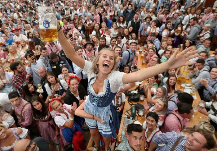 Октоберфест-2018: любопытные факты