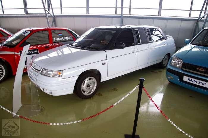 3 российских лимузина для чиновников, о которых незаслуженно забыли