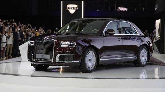6 ярких новинок, которые представлены на нынешнем Московском автосалоне