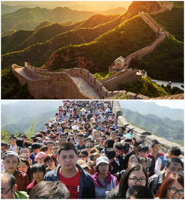 15 примеров, как романтические надежды туристов разбились о жестокую реальность