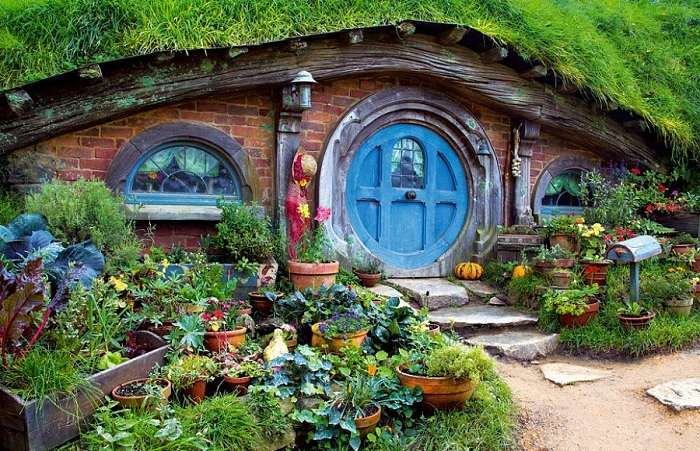 -Сказочный- загородный дом, в котором тепло даже в холодную пору
