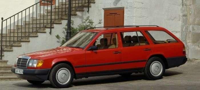 Немецкие седаны 90-х годов, которые до сих пор хорошо берут на -вторичке-