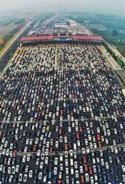 Экстремальные транспортные развязки мира, которые заставят вспотеть даже опытного водителя