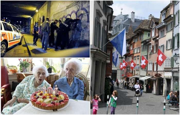 10 фактов о жизни в Швейцарии, которые могут озадачить любого туриста