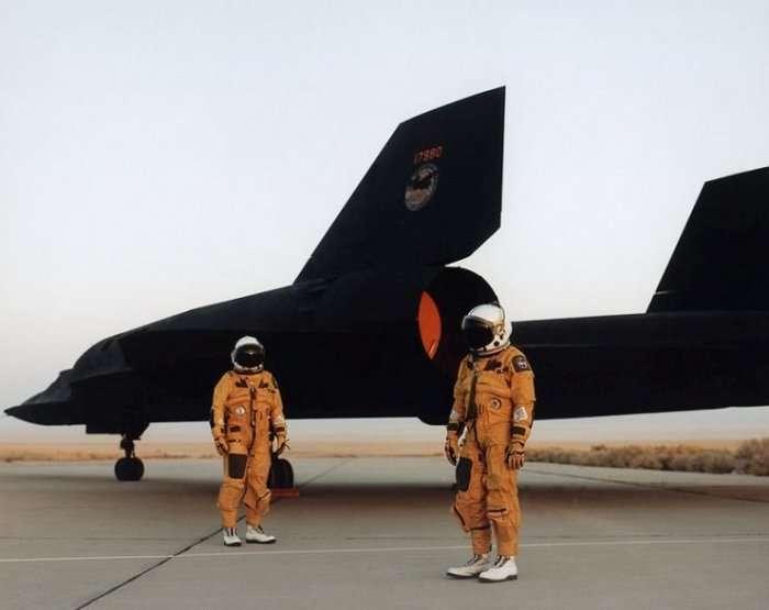 Засекреченные самолеты-шпионы, с помощью которых в ЦРУ следили за Советским Союзом