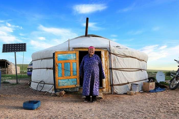 Люди и их жилища на снимках Паскаля Маннаертса