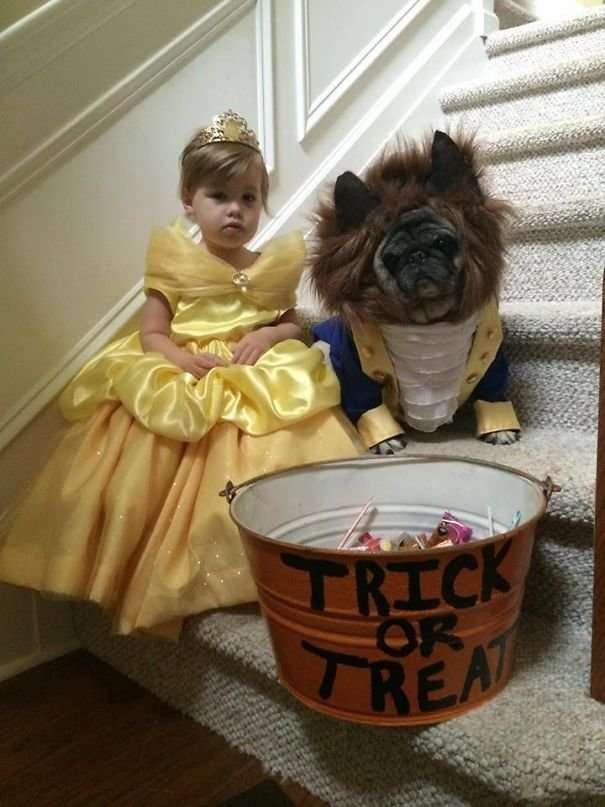 Как нарядиться на Хэллоуин