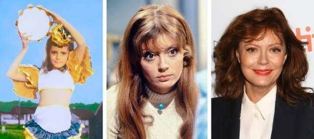 Как знаменитые голливудские красотки менялись с детства и до сегодняшних дней