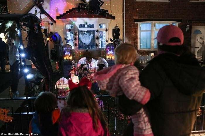 Дом Жуткой Мэри - идеальное место для любителей Хэллоуина