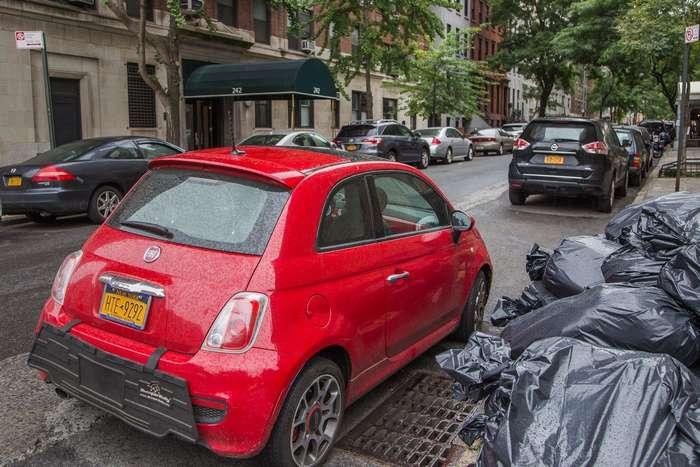 Особенности Нью-Йоркской парковки
