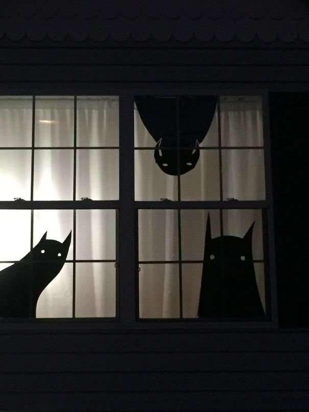 Удивите соседей, или Как украсить дом на Хэллоуин