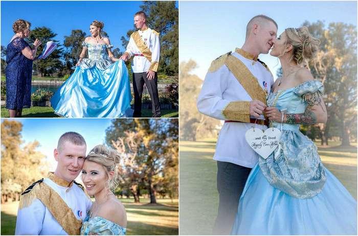 Свадьба в стиле -Золушки-